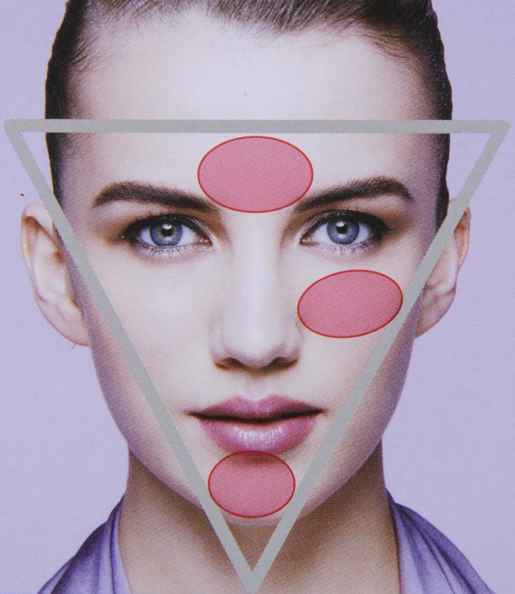少ない注入量で顔全体の印象を改善
