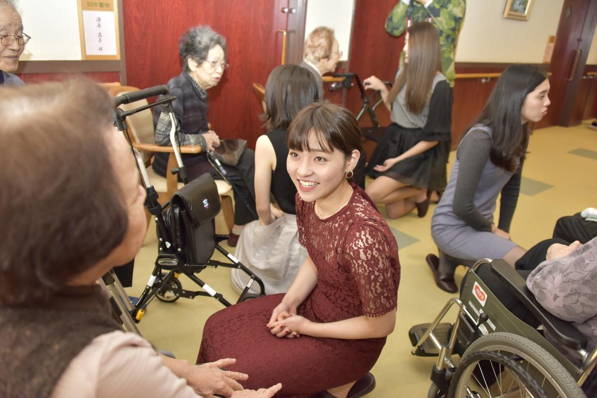 2018 ミス・ユニバース・栃木大会のファイナリストの皆様に当施設をご訪問いただきました